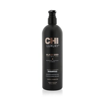 CHI Luxury Black Seed Oil Gentle Cleansing Shampoo  739ml/25oz