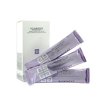 Givenchy No Surgetics Máscara Facial Intensa Correctora de Arrugas  8pcs