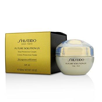 Shiseido Future Solution LX Crema Protectora Total SPF 20  50ml/1.8oz