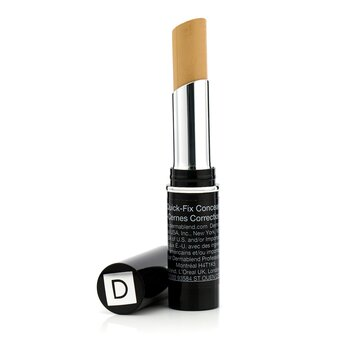 Dermablend Quick Fix Concealer (High Coverage) - Caramel (40N)  4.5g/0.16oz