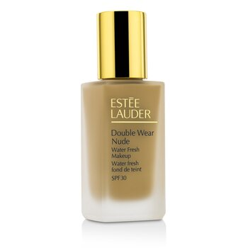 Estee Lauder Double Wear Nude Water Fresh Makeup SPF 30 - # 4N1 Shell Beige  30ml/1oz
