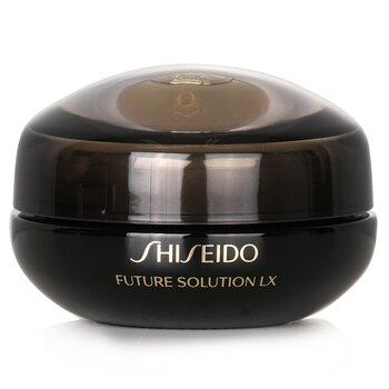 Shiseido Future Solution LX Eye & Lip Contour Regenerating Cream  17ml/0.61oz