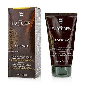 ルネ フルトレール Karinga Hydrating Styling Cream (Frizzy, Curly or Straightened Hair)  150ml/5oz