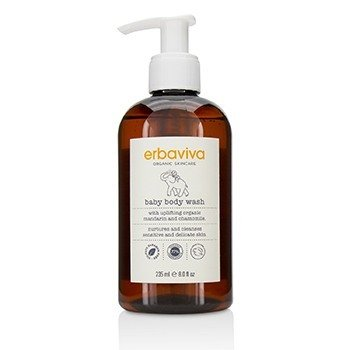 Erbaviva Baby Body Wash  235ml/8oz
