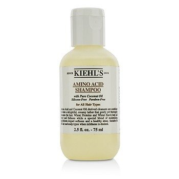 Kiehl's Amino Acid Shampoo (For All Hair Types)  75ml/2.5oz