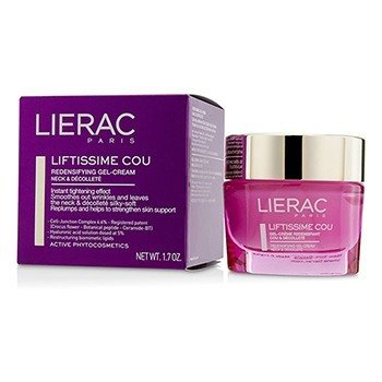 Lierac Liftissime Cou Redensifying Gel-Cream For Neck & Decollete  50ml/1.7oz