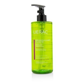 Lierac Demaquillant Purete Foaming Cleansing Gel For Face & Eyes  400ml/14.9oz