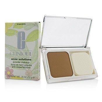 คลีนิกข์ Acne Solutions Powder Makeup - # 18 Sand (M-N)  10g/0.35oz