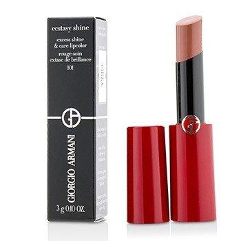 Giorgio Armani Ecstasy Shine Excess Color de Labios Cuidado & Brillo - # 101 Nuda  3g/0.1oz