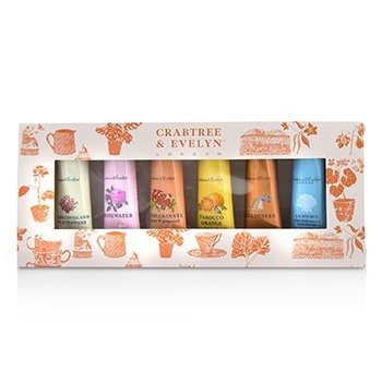 Crabtree & Evelyn Bestsellers Hand Therapy Набор для Рук из 6 Предметов  6x25g/0.9oz