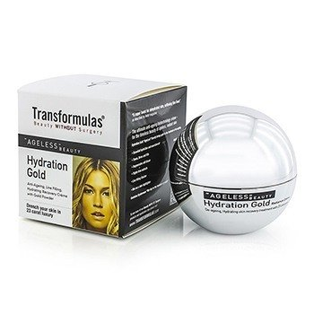 Transformulas Hydration Gold - Crema Recuperación Anti Envejecimiento  50ml/1.7oz