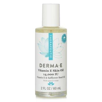 Derma E Therapeutic Vitamin E Skin Oil 14,000 IU  60ml/2oz