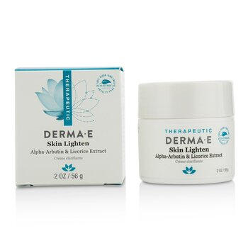 Derma E Therapeutic Skin Lighten  56g/2oz