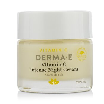 Derma E Vitamin C Intense Night Cream  56g/2oz