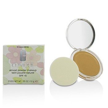 Clinique Pó compacto Almost Powder MakeUp SPF 15 - No. 04 Neutral  10g/0.35oz