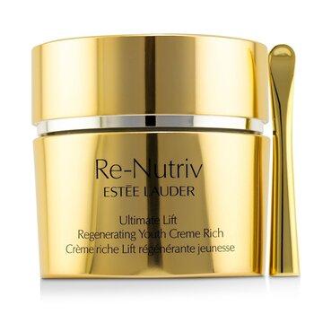 Estee Lauder Re-Nutriv Ultimate Lift Crema Rica Regeneración Juvenil  50ml/1.7oz