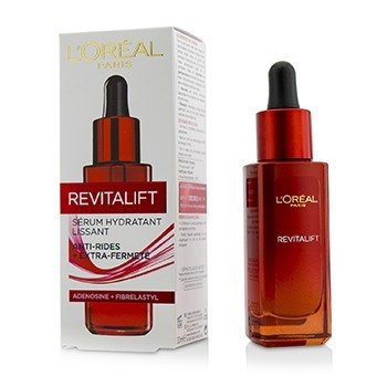 L'Oreal Revitalift Hydrating Smoothing Serum  30ml/1oz