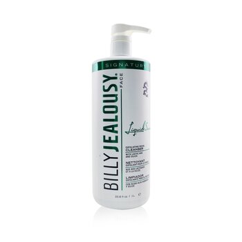 Billy Jealousy LiquidSand Exfoliating Facial Cleanser  1000ml/33.8oz