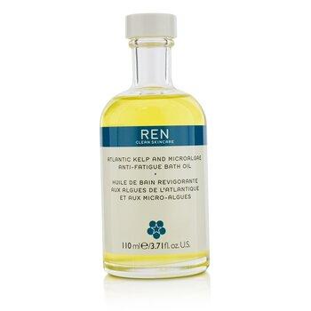 Ren Atlantic Kelp And Microalgae Aceite de Baño Anti-Fatiga  110ml/3.71oz