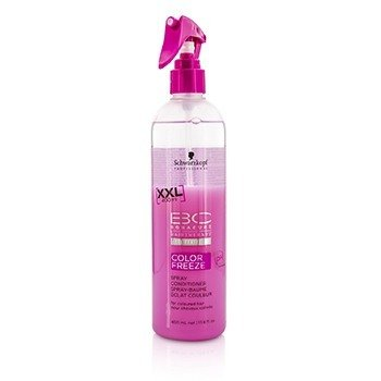 Schwarzkopf BC Color Freeze pH 4.5 Spray Conditioner - For Coloured Hair (Exp. Date 04/2018)  400ml/13.6oz