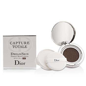 Christian Dior Capture Totale Dreamskin Perfect Skin Основа Кушон SPF 50 с Запасным Блоком - # 040  2x15g/0.5oz