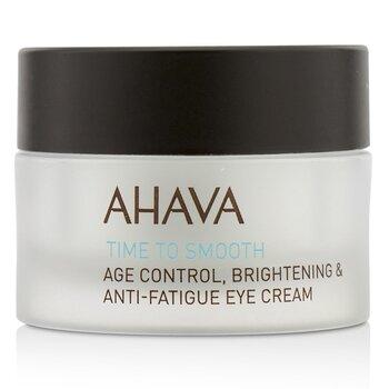 Ahava Time To Smooth Age Control Crema de Ojos Iluminante & Anti-Fatiga  15ml/0.51oz