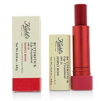 Kiehl's Butterstick Lip Treatment SPF25 - Simply Rose  4g/0.14oz