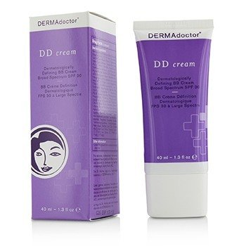 DERMAdoctor DD Cream (Dermatologically Defining BB Cream SPF 30)(Exp. Date: 03/2018)  40ml/1.3oz