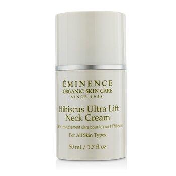 Eminence Hibiscus Ultra Lift Neck Cream  50ml/1.7oz
