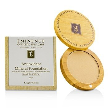 Eminence Antioxidant Mineral Foundation - # Vanilla Cream (Light)  8g/0.28oz