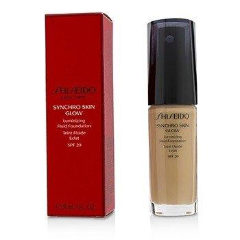 Shiseido Synchro Skin Glow Base Fuida Iluminante SPF 20 - # Rose 2  30ml/1oz