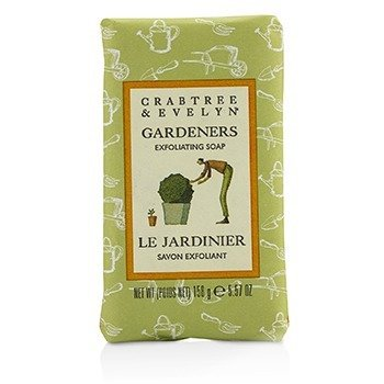 Crabtree & Evelyn Gardeners Jabón Exfoliante  158g/5.57oz