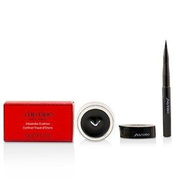 Shiseido قلم عيون Inkstroke - #BK901 Shikkoku Black 13859  4.5g/0.15oz