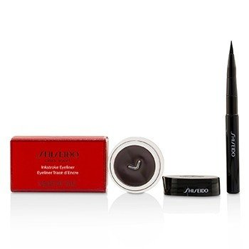 Shiseido Inkstroke Eyeliner - #VI605 Nasubi Purple  4.5g/0.15oz