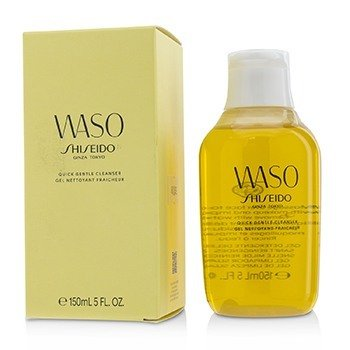 Shiseido Waso Quick Gentle Cleanser  150ml/5oz