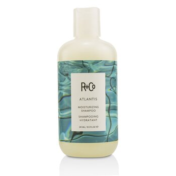 R+Co Atlantis Moisturizing Shampoo  241ml/8.5oz