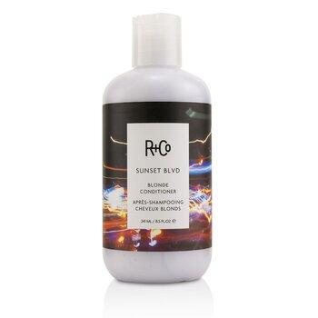 R+Co Sunset Blvd Blonde Conditioner  241ml/8.5oz