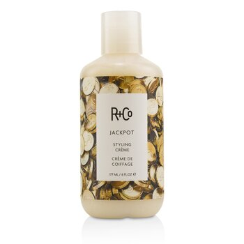 R+Co Jackpot Crema de Peinar  177ml/6oz