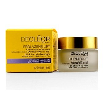 Decleor Prolagene Lift Lavender & Iris Lift & Firm Rich Day Cream  50ml/1.7oz