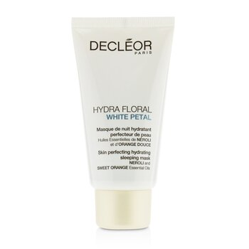 デクレオール Hydra Floral White Petal Neroli & Sweet Orange Skin Perfecting Hydrating Sleeping Mask  50ml/1.7oz