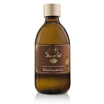 Sabon Shower Gel - Patchouli Lavender Rose  300ml/10.5oz