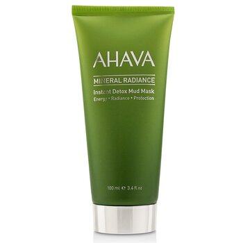 Ahava Mineral Radiance Instant Detox Mud Mask  100ml/3.4oz