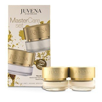 ジュベナ MasterCare Set: MasterCream Eye & Lip 20ml + MasterCream 20ml  2pcs