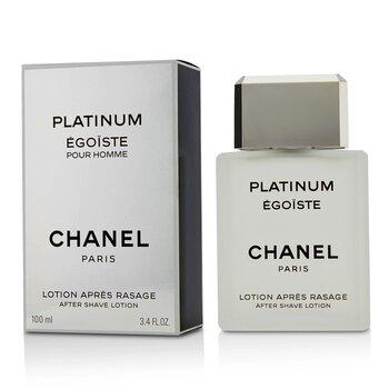 Chanel Egoiste Platinum After Shave Lotion  100ml/3.3oz