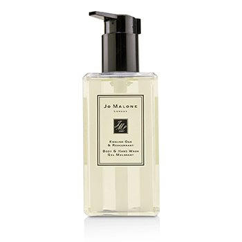 Jo Malone English Oak & Redcurrant Body & Hand Wash (With Pump)  250ml/8.5oz