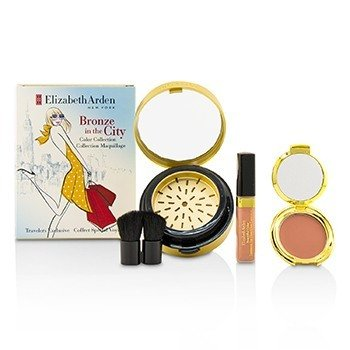 Elizabeth Arden Bronze In The City Color Collection  4pcs