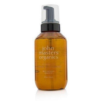 John Masters Organics Orange & Rose Jabón Espumoso de Manos & Cuerpo  473ml/16oz