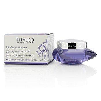 Thalgo Silicium Marin Lifting Correcting Night Cream  50ml/1.69oz
