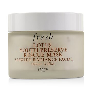 Fresh Lotus Youth Preserve Rescue Mask  100ml/3.3oz