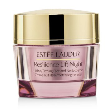 Estee Lauder Resilience Lift Night Crema de Rostro & Cuello Lifting/Reafirmante - For Todo Tipo de Piel  50ml/1.7oz